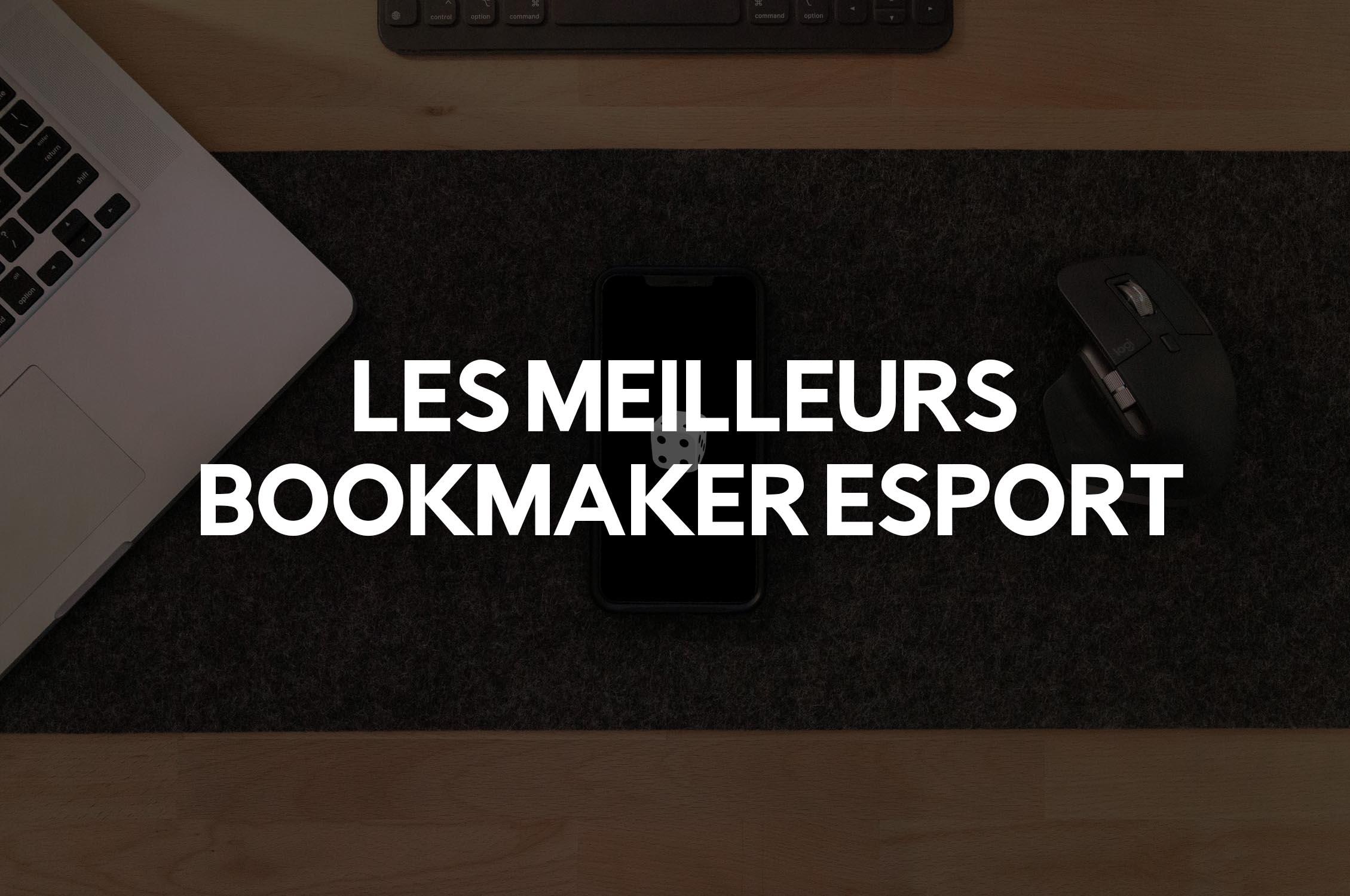 meilleur bookmaker esport
